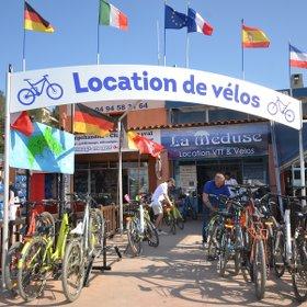 La Méduse Location de vélos à Porquerolles