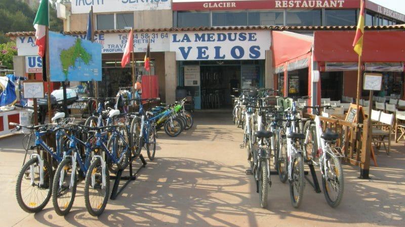 magasin de vélos La Méduse