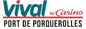 logo Vival Supérette du port à Porquerolles